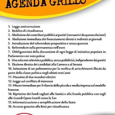 agendaGrillo