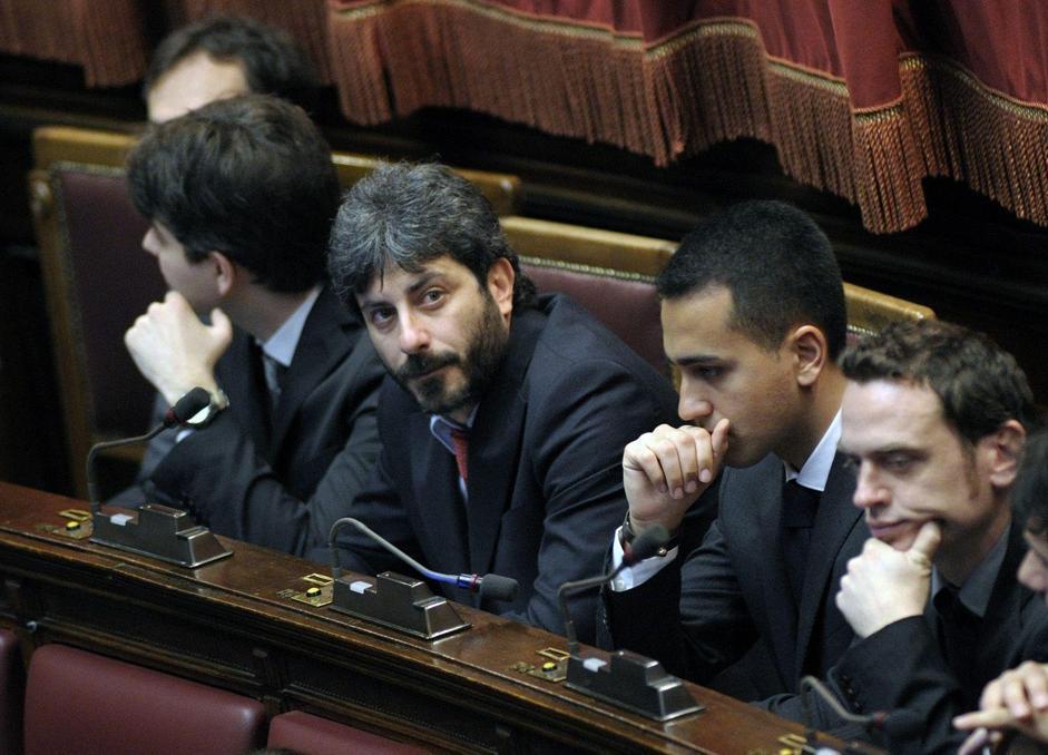 Roma - Elezione Presidente Camera dei Deputati