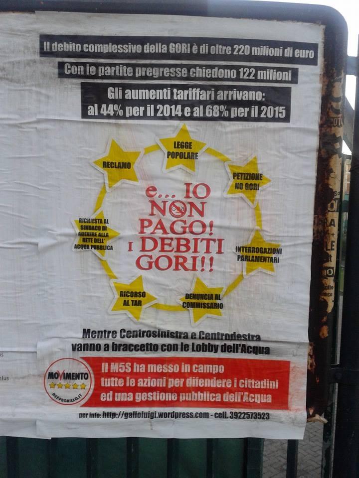 NoGoriManifesto
