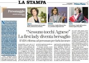 Altro che #FirstLady, il ministro Giannini porta il baronato nella #ScuolaPubblica