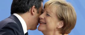 """Angela Merkel alla bambina libanese: """"Non c'è posto per tutti"""""""