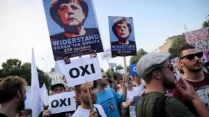 In Grecia con un NO il popolo si è ripreso la democrazia e la sovranità