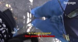 #Casamonica Aggrediti giornalista e attivista M5S. Il silenzio uccide, fai girare questa informazione