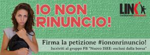 #IONONRINUNCIO L'ultima truffa di Renzi? Il 25% degli universitari potrebbe non ricevere la Borsa di Studio