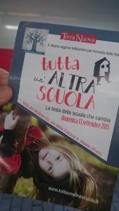 #TuttaUn'AltraScuola Progetti comuni ed esperienze dal basso
