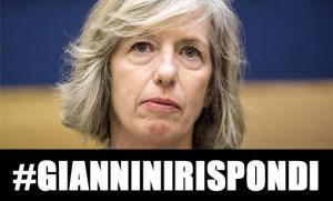 Ascolta il mio messaggio alla Giannini, il ministro che impone il DIRIGENTE SCERIFFO