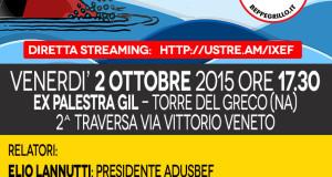 """Domani a Torre del Greco """"I pirati delle finanze affondano l'Italia"""", M5S contro gli speculatori finanziari ed economici"""