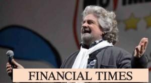 OGGI SUL FINANCIAL TIMES: IL M5S E' PRONTO A GOVERNARE E NON SCHERZA!