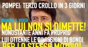 SU POMPEI TOTALE FALLIMENTO DEL GOVERNO: SPRECATI 79 MILIONI DI FONDI UE