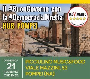 #BUONGOVERNO – POMPEI, LA NOSTRA IDEA DI TURISMO NELL'AREA UNESCO