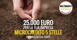 IL MICROCREDITO 5 STELLE FUNZIONA, 900 NUOVE IMPRESE GRAZIE AL NOSTRO FONDO!