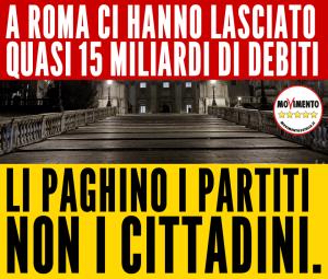 #ROMA AI ROMANI! VIRGINIA RAGGI: VI DIMOSTRO DI CHE STOFFA SIAMO FATTI!
