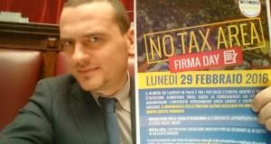 #FIRMADAY LUNEDì IN 6 UNIVERSITA' CAMPANE RACCOGLIAMO LE FIRME PER UNA #NOTAXAREA