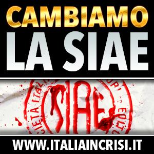 LA SIAE DETIENE UN MONOPOLIO IN ITALIA. LA SCONVOLGENTE RISPOSTA IN COMMISSIONE CULTURA!