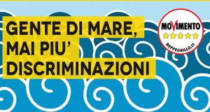M5S CHIEDE INCENTIVI FISCALI PER GLI ARMATORI CHE ASSUMONO MARITTIMI ITALIANI