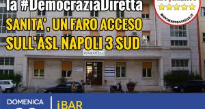 #BUONGOVERNO – SANITA', UN FARO ACCESO SULL'ASL NAPOLI 3 SUD