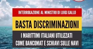 MARITTIMI, L'AMPLIAMENTO DELLA TONNAGE TAX E' IL RISULTATO DI NOSTRE PRESSIONI POLITICHE!