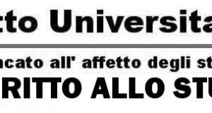 UNIVERSITA': IL GOVERNO CONTINUA A NEGARE IL DIRITTO ALLO STUDIO