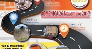 CULTURA. DELEGAZIONE M5S IN PROVINCIA DI CASERTA: SENZA SPRECHI PUO' RINASCERE GRAZIE A SUO PATRIMONIO STORICO