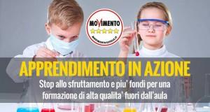 SCUOLA: SOSTITUIREMO ALTERNANZA CON 'APPRENDIMENTO IN AZIONE'