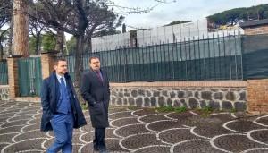 POMPEI, M5S: INUTILE CUBO DI CEMENTO NELL'AREA ARCHEOLOGICA, SIAMO TORNATI AGLI ANNI DELLA DEREGULATION EDILIZIA