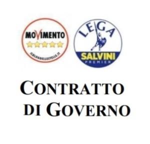 APRIAMO IL CONFRONTO SULLA II VERSIONE DEL CONTRATTO DI GOVERNO