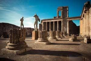 Risoluzione approvata sulla valorizzazione dell'area culturale circostante il sito di Pompei