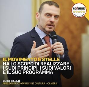 Il MoVimento 5 Stelle non ha limiti, si è sempre rivolto a tutti i cittadini italiani