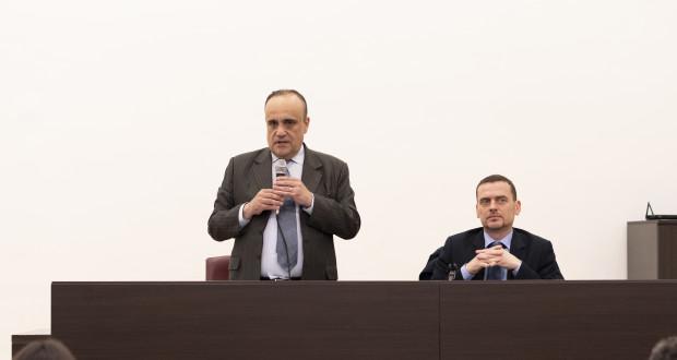 Con Il Ministro Alberto Bonisoli per rilanciare i tesori della nostra terra