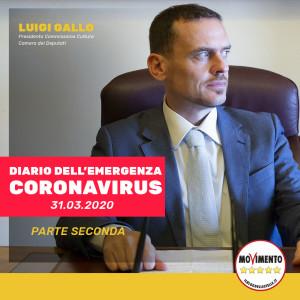 Diario dell'emergenza coronavirus (parte seconda) – Torre del Greco