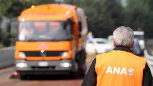 Anas: in corso assunzioni per la manutenzione ed ispezione della rete stradale